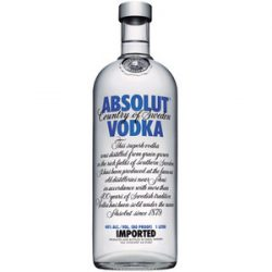 Absolut Natural - Litro