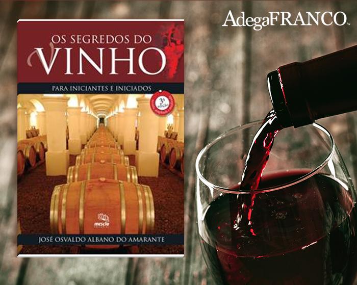 livros de vinho