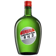 Sake Gekkeikan Silver - 750ml