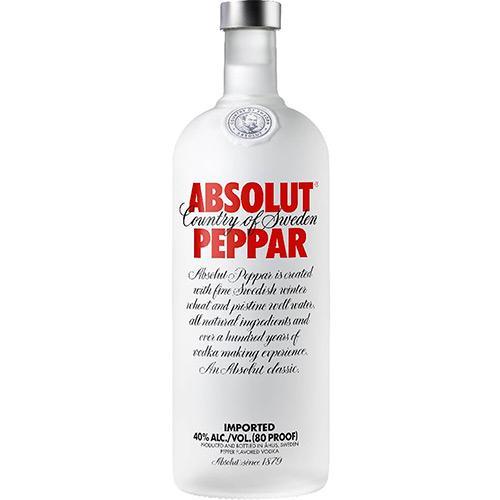 Absolut Peppar - litro