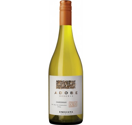 Adobe Reserva Chardonnay - 750ml