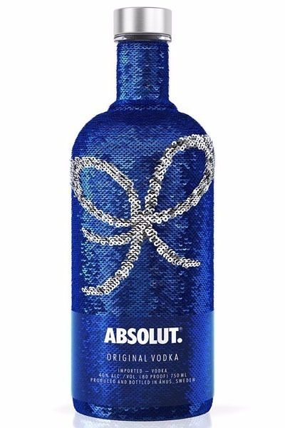 Absolut Uncover Sequin - 750ml