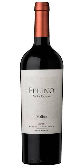 Viña Cobos Felino Malbec - 750ml