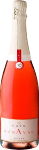Cava Bonaval Brut Rose - 750ml